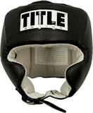 Title Competition Headgear W/Cheek